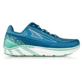 Altra Torin Plush 4 Running Shoes Women blue/green
